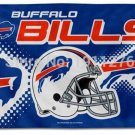 Buffalo Bills Flag NF* National Football League 3ft x 5ft Polyester Banner Flying (STB)