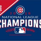2016 world series champions Chicago Cubs flag 90X150cm factory sell (STC)