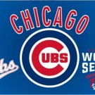 2016 world series champions Chicago Cubs flag 90X150cm factory sell (STE)