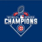 2016 world series champions Chicago Cubs flag 90X150cm factory sell (STF)
