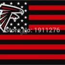 Atlanta Falcons Flag hot sell goods 3X5FT 150X90CM 100D Polyester