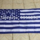 Dallas Cowboys USA flag with star and stripe Banner 100D Polyester 50 pcs/lot