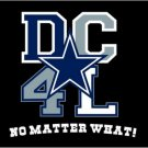 3x5ft Dallas Cowboys 4L custom flag with lines 90x150cm polyester digital print banner