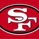 San Francisco 49ers custom Flag 90x150cm flag with metal grommets 3x5ft (STC)
