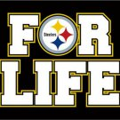 New Design 3x5ft Pittsburgh Steelers Nation Flag 100D Polyester Flag (STD)