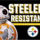 New Design 3x5ft Pittsburgh Steelers Nation Flag 100D Polyester Flag (STF)