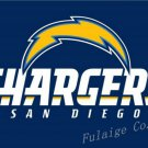 San Diego Chargers NFL Premium Team Football Flag hot sell goods 3X5FT Banner (STB)
