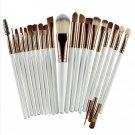 20Pcs Professional Makeup Brushes Set Powder Foundation Eyeshadow Make Up Brushes #2