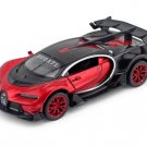 1/32 Alloy Diecast Bugatti Veyron GT Car Model Red With Sound&Light Collection Car Toys