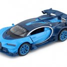 1/32 Alloy Diecast Bugatti Veyron GT Car Model Blue With Sound&Light Collection Car Toys