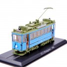 Diecast train model1:87 Scale A2.2 (Rathgeber) 1901 Tram Container Transporter Kids Toys