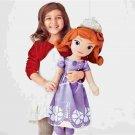 50cm Sofia the First Princess Sofia Doll Plush Toys 70cm Stuffed Soft Toys Dolls