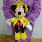 37cm Mickey Mouse Dr. dress up Stuffed Animal Plush Toys Soft Doll