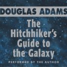 The Hitchhiker's Guide to the Galaxy Audiobook Collection (Books 1-6)