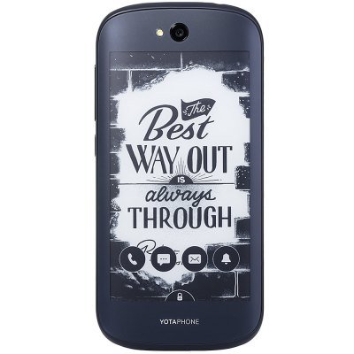 Yotaphone 2 5.0 inch 4G Smartphone ALWAYS-ON Back E-inch Screen Android 4.4