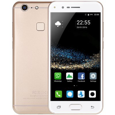 M - HOSRE C9 Pro 5.5 inch Android 6.0 3G Phablet