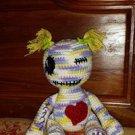 Girl VooDoo Doll