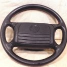 91-94 ALFA ROMEO 164 STEERING WHEEL with AIRBAG and Horn Button
