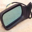 87 88 89 ALFA ROMEO MILANO LEFT DRIVER DOOR SIDE VIEW POWER MIRROR L H OEM