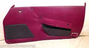 Alfa Romeo Spider Passenger Side (RIGHT) Door Panel R H