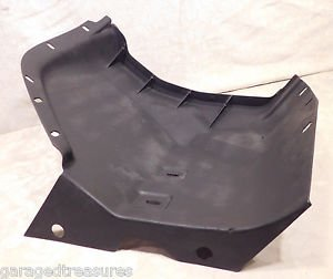 1984 1987 C4 Corvette front aft wheelhouse Liner Panel Right Side 14049092
