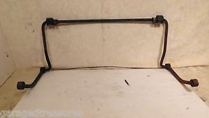 Alfa Romeo Spider Veloce 2.0 Rear Stabilizer Sway Bar 82-89 OEM