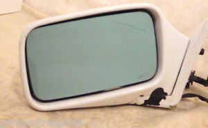 91 92 93 ALFA ROMEO 164L 164 LEFT DRIVER DOOR SIDE VIEW POWER MIRROR L H OEM