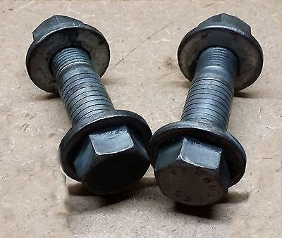 BMW X5 00-06 Front Right or Left Strut Hub Retaining Bolts and nuts