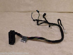 BMW X5 X3 RIGHT FRONT PASSNGER POWER SEAT WIRING HARNESS
