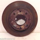 1984 FIAT 124 Spider Front Brake Disc Rotor
