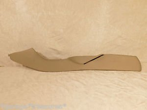 2000-2006 BMW X5 E53 FRONT LEFT CENTER CONSOLE SIDE TRIM PANEL BEIGE