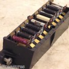 Alfa Romeo Spider FIAT 124 SPIDER 1981 and Older Used Original FUSE BOX