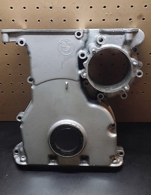 BMW E34 525 E36 325 M3 X3 X5 TIMING CHAIN COVER and WATER PUMP HOUSING 3.0 eng