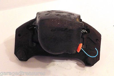 Fiat 124 Spider Azzurra LEFT FRONT BRAKE CALIPER and BRACKET From 1984