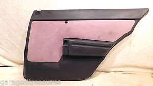 Alfa Romeo Milano Passenger Side (right) Rear Door Panel R H