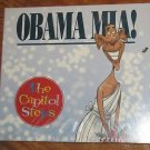 2009 NEW Sealed Obama Mia The Capitol Steps CD Music Album Free Ship