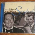 2004 NEW Sealed The Definitive American Songbook First Gentlemen of Song CD