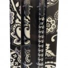 Vera Bradley Pen and Pencil Set - Midnight Paisley