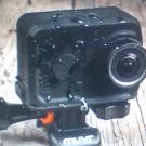 VeHo Muvi K-series mini action camera Complete set, New still in case.
