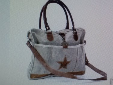 "The Barrel Shack ""Josette"" Handbag 60 % off retail. NEW with tags. SALE 10.00 off"
