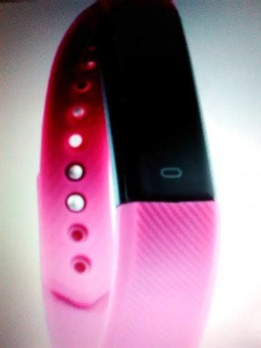 Very Fit Smartband 2.0,  Dark Pink band