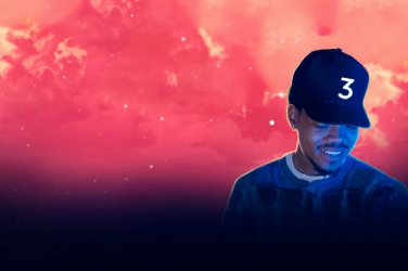 Chance the Rapper Coloring Book Art Silk Printing Poster 36x24inch New