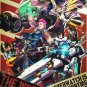 Overwatch Blizzard Hot Game Silk Fabric Poster Print Home Deco Brand New 24x36