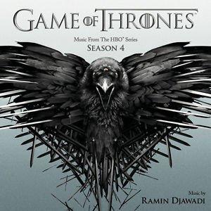 "Game Of Thrones Season 4 Drama - Three Eyed Crow - Silk Poster 20""x20"" Brand New"