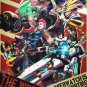 """Overwatch Blizzard Hot Game Silk Fabric Poster Print Home Deco Brand New 20x13"""""""