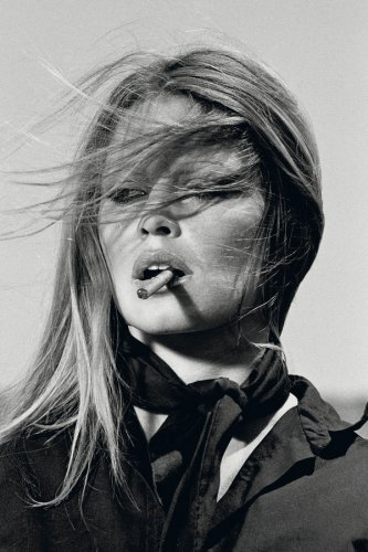 Vintage Retro Brigitte Bardot Cool Art Silk Poster Home Dorm Deco Brand New