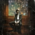 Kid Cudi Music Star Art Silk Cloth Poster 24 x 24inch Home Decor Brand New