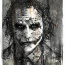 Batman Movie The Joker Art Silk Painting Fabric Canvas Silk Poster New 36x24inch