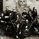 Sons Of Anarchy New TV Series Art Silk Printing Poster New