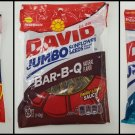 2 DAVID'S Sunflower Seeds Original, Bar BQ, Ranch Flavors - Mix & Match